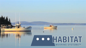 Recent Video of Habitat Mooring Systems